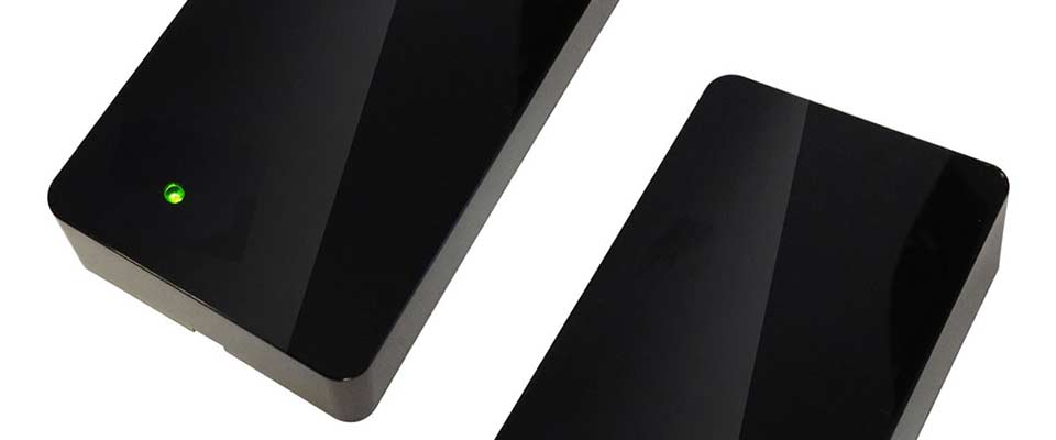 Gloss black design GP20 125kHz RFID reader for access control / time & attendance