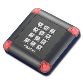 Promag LBR700 - MIFARE® Sector Reader Keypad - Configurable MIFARE sector data reader. Can read MIFARE MAD1/MAD2 standard cards