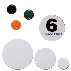 RFID Tags (PVC) - Contactless RFID PVC tags