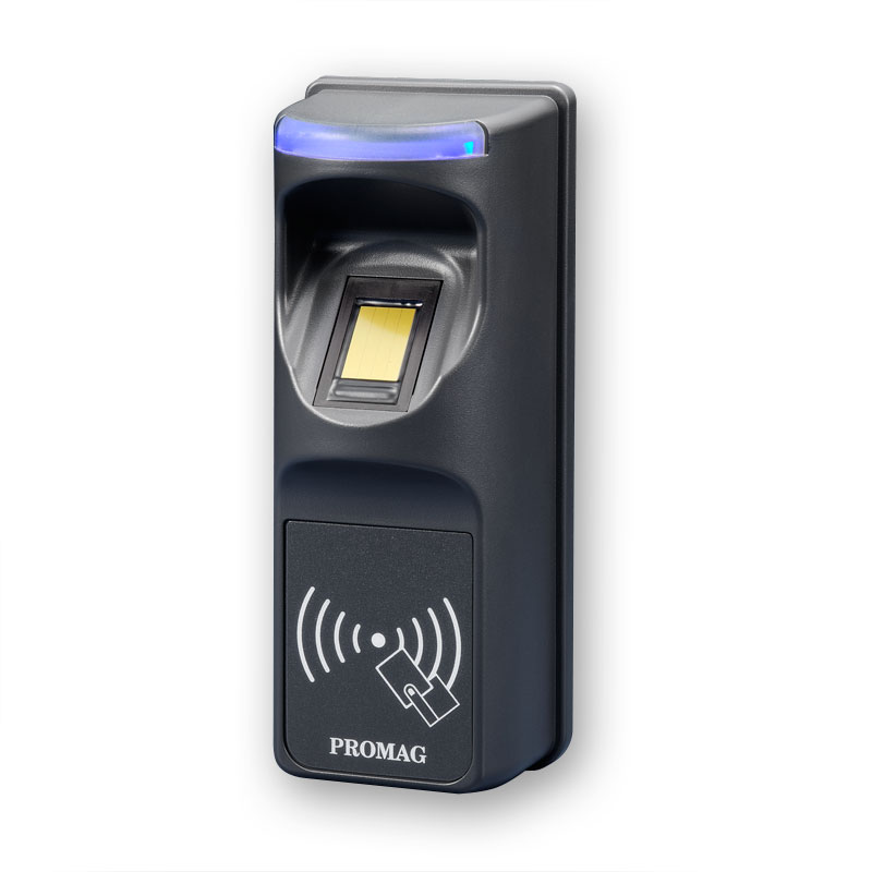 Promag SF650 - TCP/IP Biometric and RFID Reader - fingerprint and rfid reader