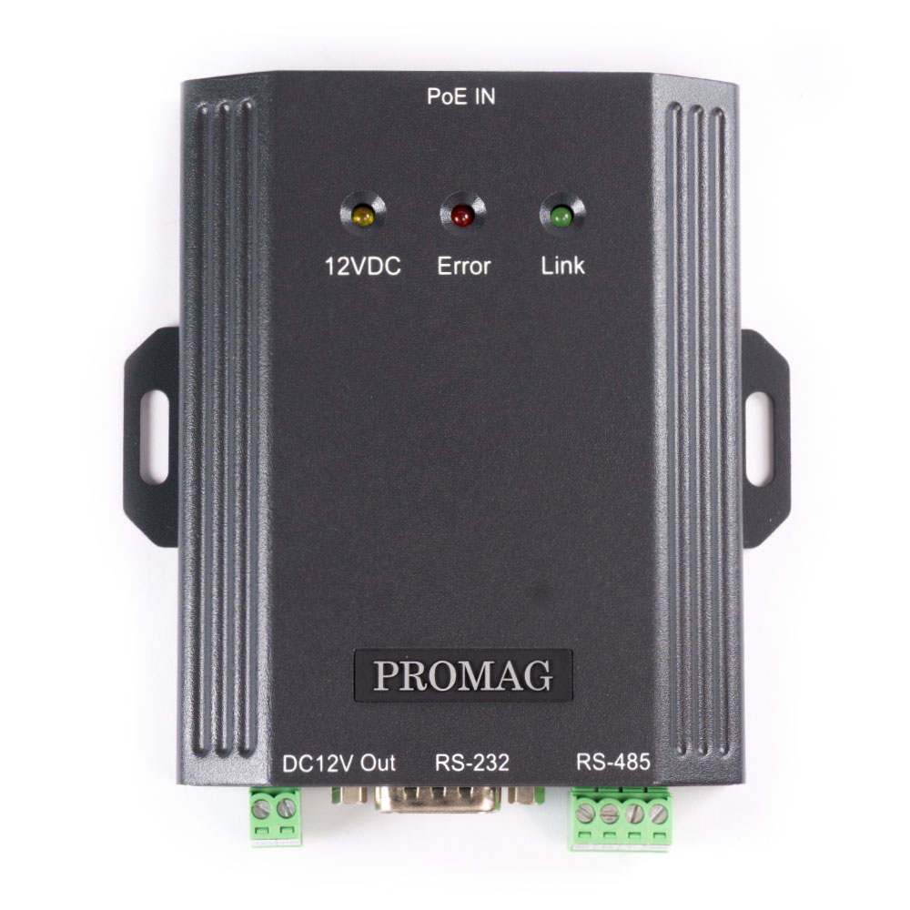Promag Pds200 Serial To Poe Ethernet Converter 2 In 1 Rs232 Rs485 Picture 3