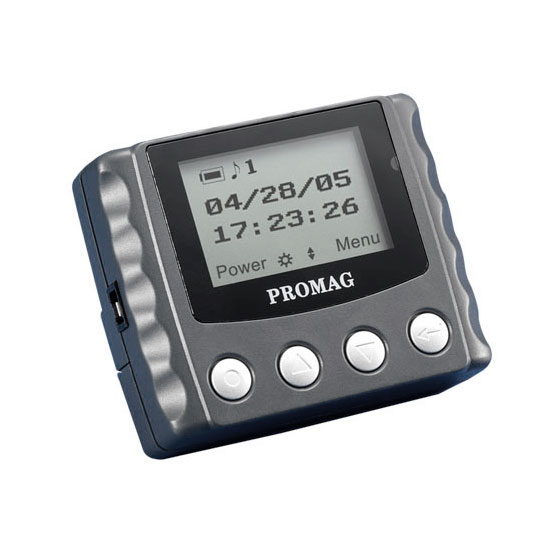 Promag PCR200 Portable RFID Data Collector - Portable RFID data capture for attendance, events access control and other applications
