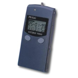 Promag WM3000 Watchman Guard Patrol Terminal - Mobile Time & Attendance, Guard Patrol data collection terminal Memory: 2000 records