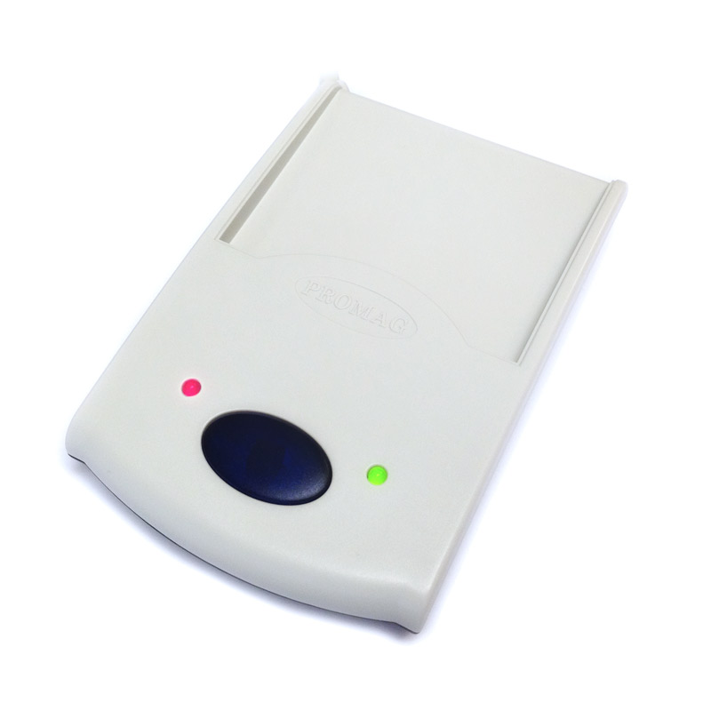 Promag PCR330 - Desktop RFID Reader - USB Keyboard Emulation - USB Keyboard Emulation Desktop RFID Reader