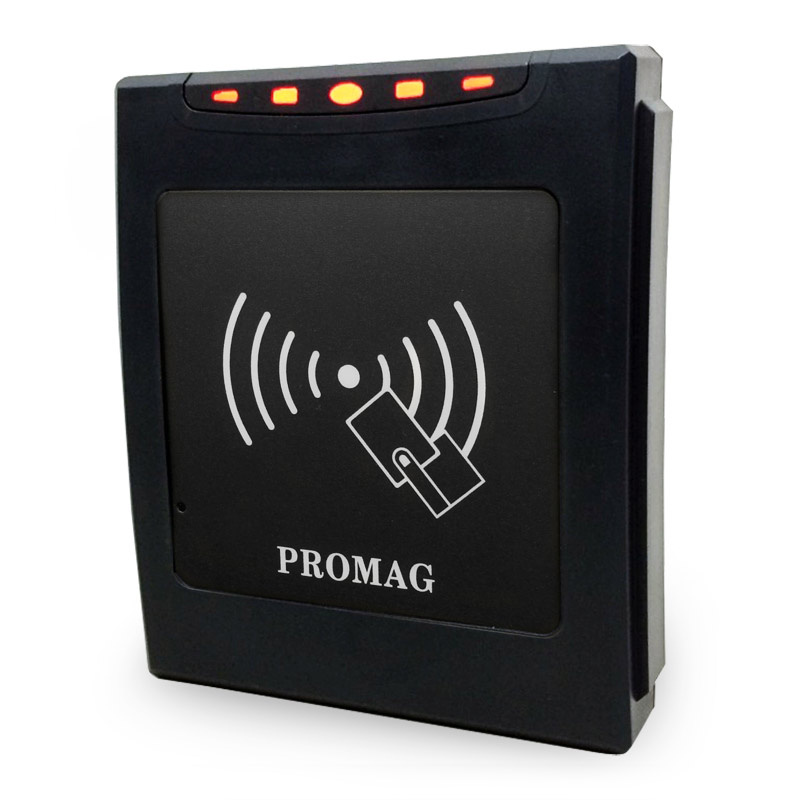 Promag ER750 / ER755 - Ethernet PoE MIFARE® Readers - 13.56Mhz PoE Ethernet MIFARE Readers