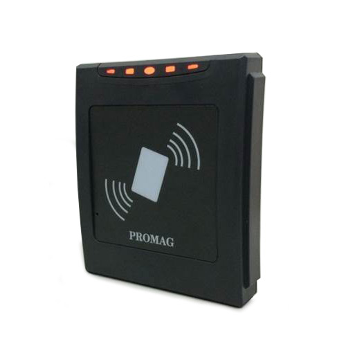 Promag MIFARE® DESFire Reader without Keypad - DF750/DF760, MIFARE