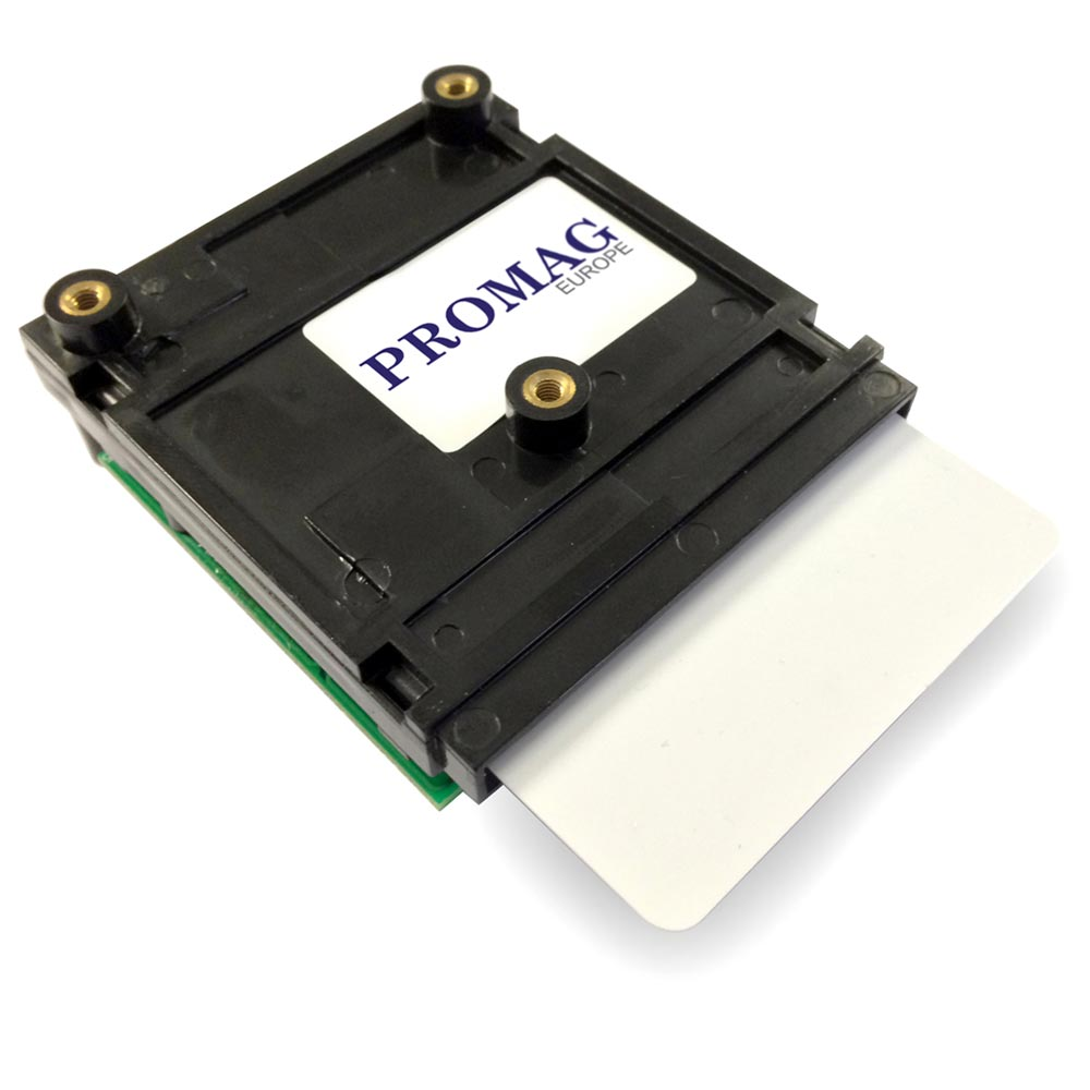 PROXSLOT Half-Card RFID Insert Reader - Low profile USB RFID Insert Reader